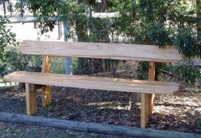 Bush Bench