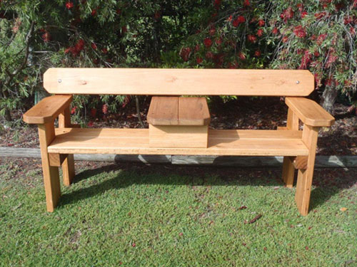Beau Jack And Jill Bench