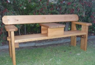 Jack and Jill Bench