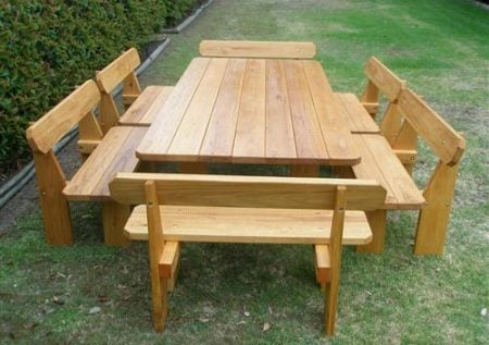 Bush Furniture Man Large Custom Made Tables