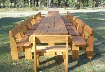 Bush Furniture Man Large Custom Made Tables
