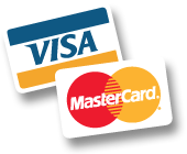 Bush Outdoor Furniture Accepts Visa, Mastercard, Cheques, Cash or invoicing for Payment.